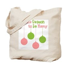 Christmas Holiday Tote Bag