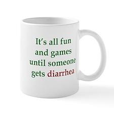 Someone gets diarrhea Mug