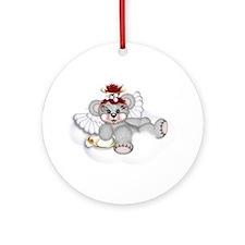 LITTLE ANGEL 1 Ornament (Round)
