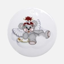 LITTLE ANGEL 1 Ornament (Round)