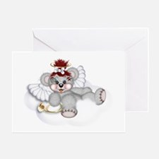 LITTLE ANGEL 1 Greeting Card