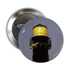 Button - Barnegat Light w/ moon