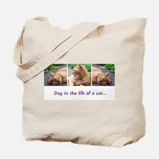 Day in the Life Tote Bag