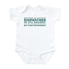 Good Dispatcher Infant Bodysuit