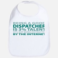 Good Dispatcher Bib