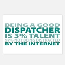 Good Dispatcher Postcards (Package of 8)