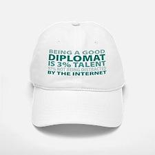 Good Diplomat Baseball Baseball Cap