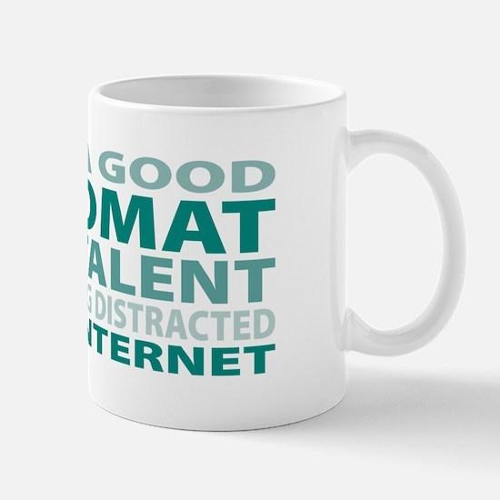 Good Diplomat Mug