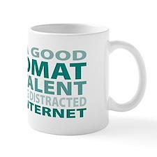 Good Diplomat Small Mug