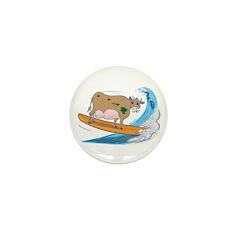 CoWaBuNgA! Mini Button (10 pack)
