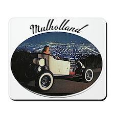 Mulholland Dream Night Mousepad