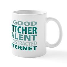 Good Cross-stitcher Mug