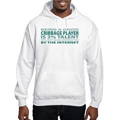 Good Cribbage Player Hoodie
