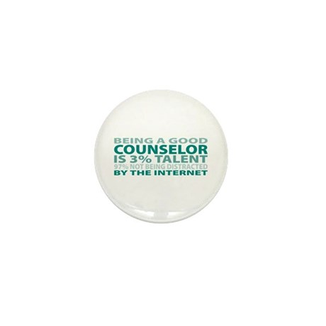 Good Counselor Mini Button (100 pack)