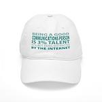 Good Communications Person Cap