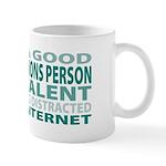Good Communications Person Mug