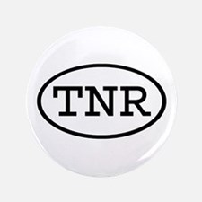 """TNR Oval 3.5"""" Button (100 pack)"""