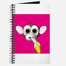Monkey with Banana Journal
