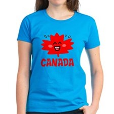 Canadian Maple Leaf Tee