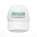 Good Chess Player Cap
