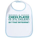 Good Chess Player Bib