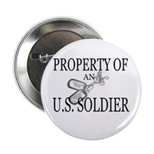 PROPERTY OF SOLDIER Button