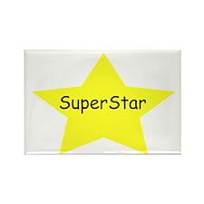 SuperStar Rectangle Magnet
