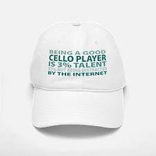 Good Cello Player Baseball Baseball Cap