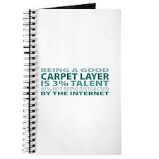 Good Carpet Layer Journal