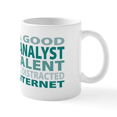 Good Budget Analyst Mug