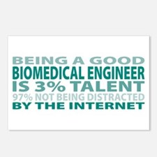 Good Biomedical Engineer Postcards (Package of 8)