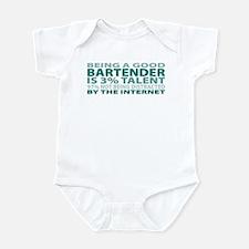 Good Bartender Infant Bodysuit