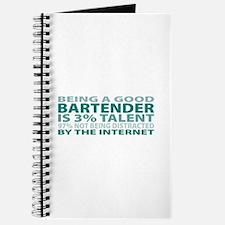 Good Bartender Journal