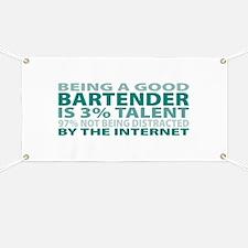 Good Bartender Banner