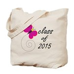 Class Of 2015 Tote Bag