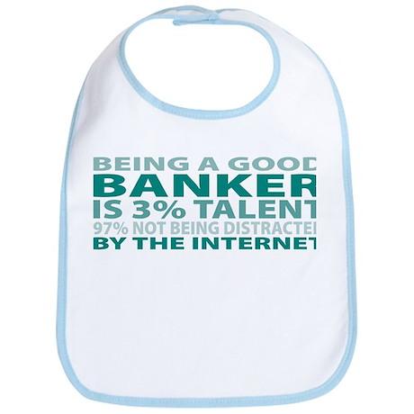 Good Banker Bib