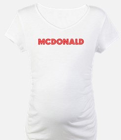 Retro Mcdonald (Red) Shirt