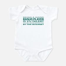Good Banjo Player Infant Bodysuit