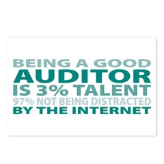 Good Auditor Postcards (Package of 8)