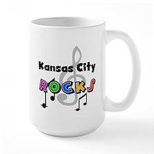 Kansas City Rocks Mug