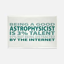 Good Astrophysicist Rectangle Magnet (100 pack)