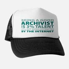 Good Archivist Trucker Hat
