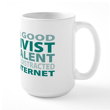Good Archivist Large Mug