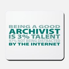 Good Archivist Mousepad