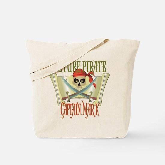 Captain Mark Tote Bag