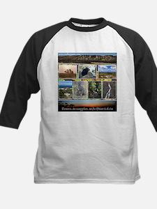 Real Tasmania Kids Baseball Jersey