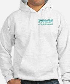 Good Administrative Assistant Hoodie