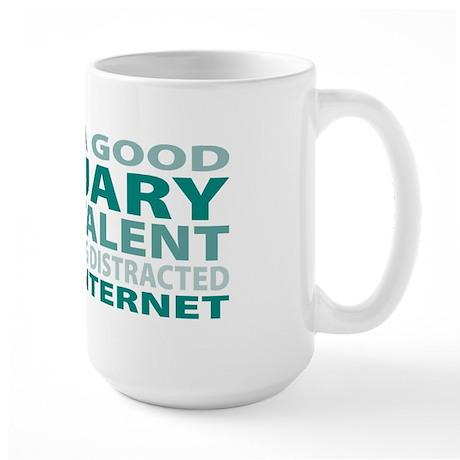 Good Actuary Large Mug