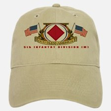 5th INFANTRY (M) Baseball Baseball Cap