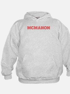 Retro Mcmahon (Red) Hoodie